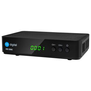 Satelliten Receiver - DVB S/S2/SX