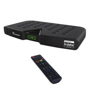Rückläufer Skymaster DTR 5000 DVB-T2 Receiver