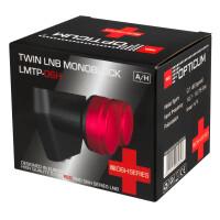 Monoblock LNB Twin Red Opticum LMTP-06H SCHWARZ