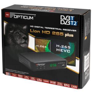 Rückläufer RED Opticum LION HD 265...