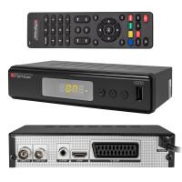 Rückläufer RED Opticum HD C200 DVB-C Kabel Receiver ohne PVR