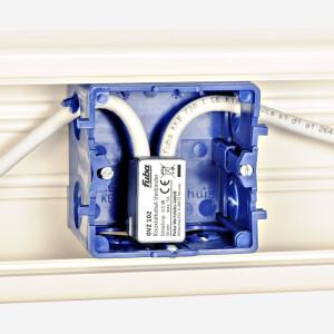 Fuba OVZ 102 Koaxialkabel-Verbinder