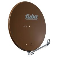 Satellitenschüssel FUBA DAL 800 ALU - 80 cm Aluminium BRAUN