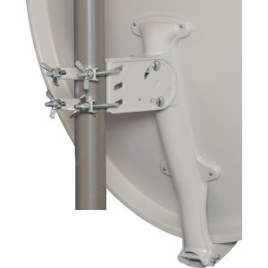 Satellitenschüssel HUMAX Professional 65 cm Aluminium ZIEGELROT