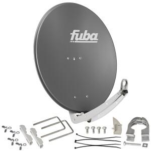 Satellitenschüssel FUBA DAA 780 ALU - 78 cm Aluminium ANTHRAZIT