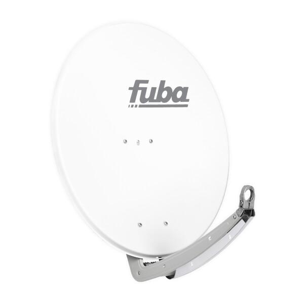 Satellitenschüssel FUBA DAA 780 ALU - 78 cm Aluminium WEISS