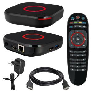 MAG 524 IPTV Set Top Box mit 4K und HEVC H 265...