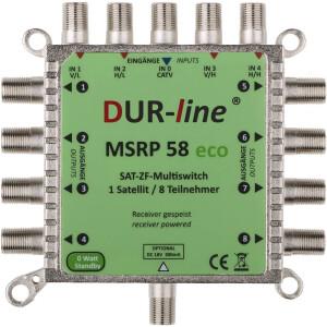 Multischalter SAT Dur-line MSRP 58 ECO 5/8 bis zu 8...