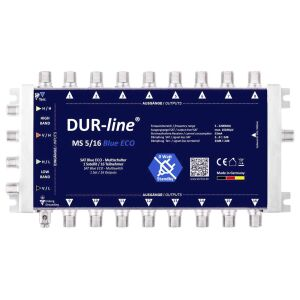 Multiswitch Ms 516 Bluetooth Eco Dur-line Sat 5/16 5 on...