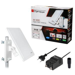 Rückläufer RED Opticum AX800 DVB-T Antenne