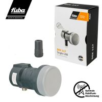 LNB Single Fuba DEK 117 GRAU