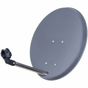 SET Satellitenschüssel hb-digital 40cm Stahl...