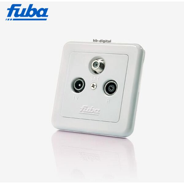 Antennendose Fuba GAD-300 3-fach Stichleitungsdose