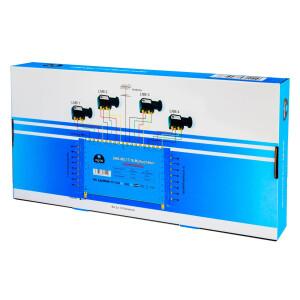 Multischalter SAT hb-digital UHD-MS 17/16 bis zu 16 Teilnehmer