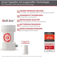 LNB Single Dur Line Ultra WEISS