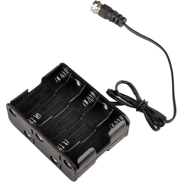 Dur Line Batteriepack für 10 x AA - Batterien Spannungsquelle
