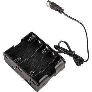 Dur Line Batteriepack für 10 x AA - Batterien...