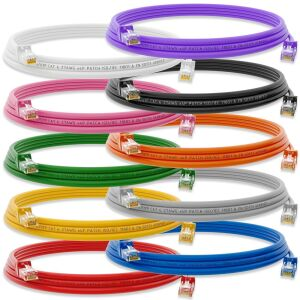 RJ45 Patch cable CAT 6 U/UTP PVC