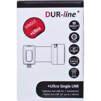 LNB Single Dur Line Ultra SCHWARZ